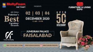 2nd , 3rd , 4th December 2020 , Jumeirah Palace , Faisalabad @ Faisalabad