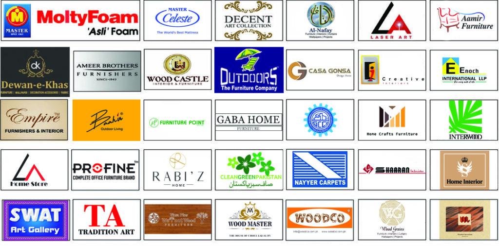 Pakistan best Furniture exhibitors